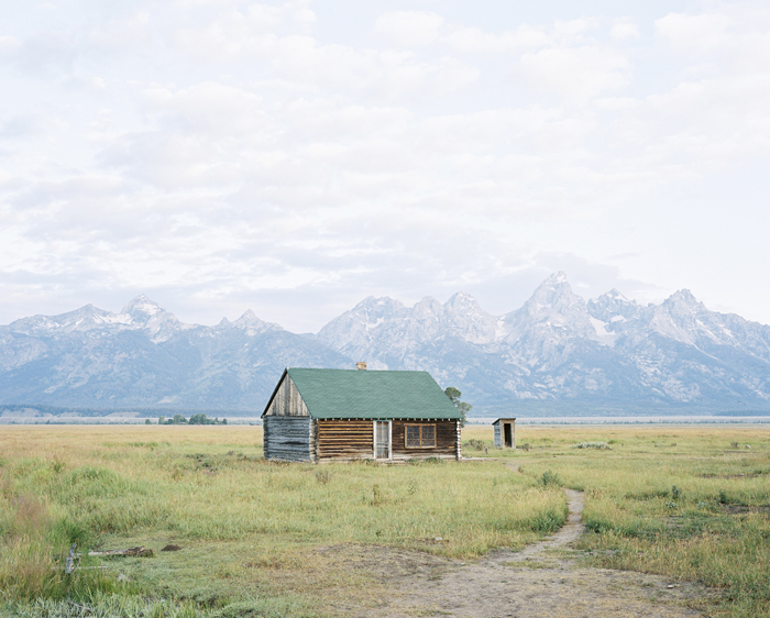 Travel photography from Grand Teton National Park outside of Jackson Hole, Wyoming.