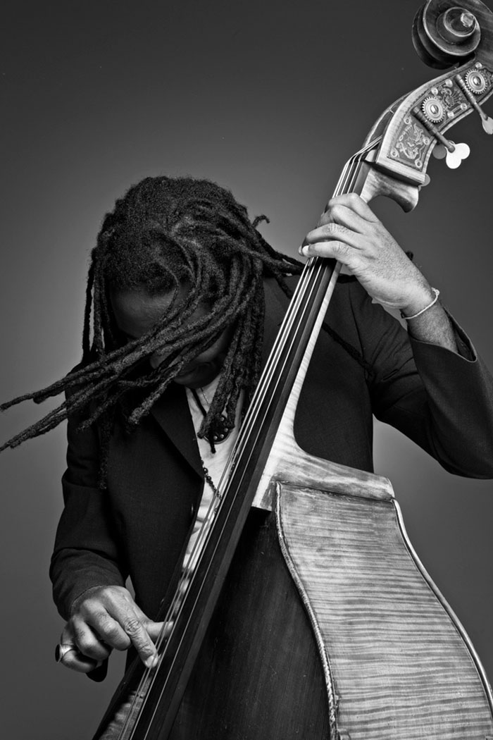 Richard Bona photographed in New York City for Universal Music Group