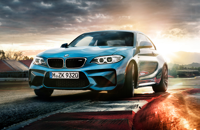 BMW M2 Launch at the Circuit de Catalunya, Barcelona, Spain