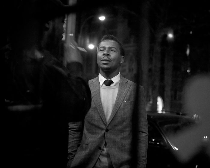Roy Hargrove photographed in New York City