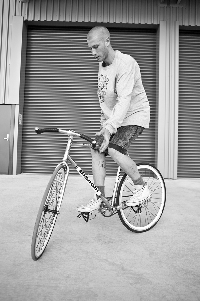 Fixed Gear Story