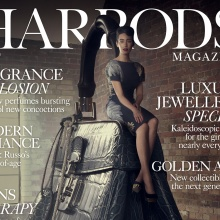Big Bag Theory - Harrods Magazine