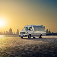 Mercedes-Benz Sprinter's in Dubai