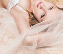 Evgeniya - Wedding Boudoir