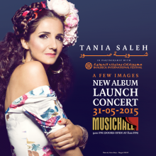 TANIA SALEH CELEBRITY