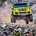 CONQUER THE WORLD - MERCEDES-BENZ G500 4×4²