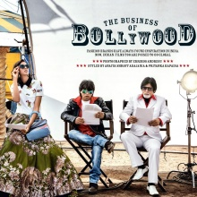 THE BUSINESS OF BOLLYWOOD (Make In INDIA Magazine) (Feb-Mar 16')