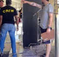 DEFY Commercial Shoot - Behind the scenes -