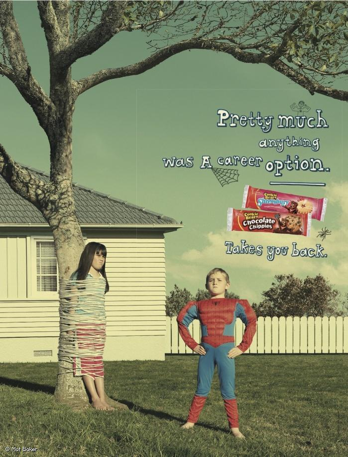 Production: OPTNZ Agency: Saatchi & Saatchi  Lead Creative: Steve Back Creative: Matt Swinburne Creative: Helen Steemson