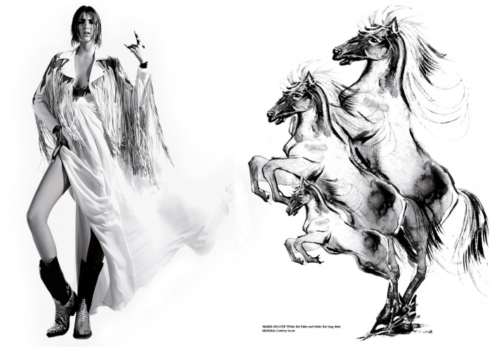 Photographer Jordi Blancafort by Horse Magazine