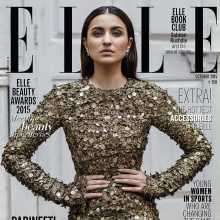 Parineeti Chopra (ELLE) October 2015
