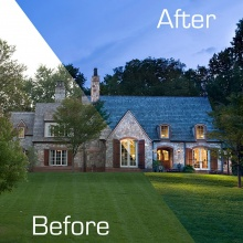 Architectural Photography - Before and After