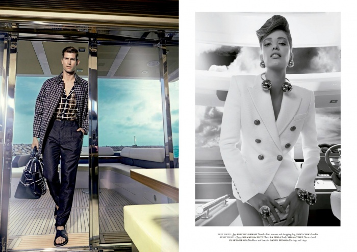 - COMMAND BRIDGE -
