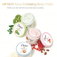 DOVE BEAUTY PRODUCT