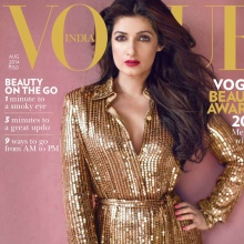 Twinkle Khanna - VOGUE (August 2014)