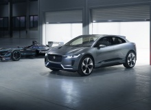 Jaguar I-Pace & I-Type - stills and film