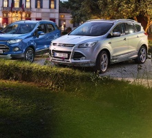 Ford Campaign | Kuga | Ecosport