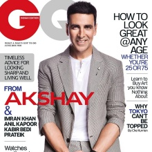 Akshay Kumar - GQ India (June 2015)