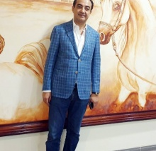 MohamMohamed Dekkak attends the 20th Sharjah International Arabian Horse Festival 2019 Read More: h