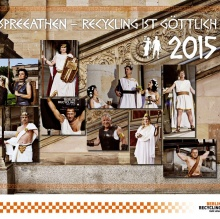 Berliner Recycling Calendar