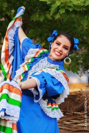 Daniela, mexican dancer