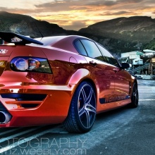 HDR  AUTOMOTIVE PHOTOGRAPHY
