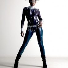 Liquid Latex and Body Painting