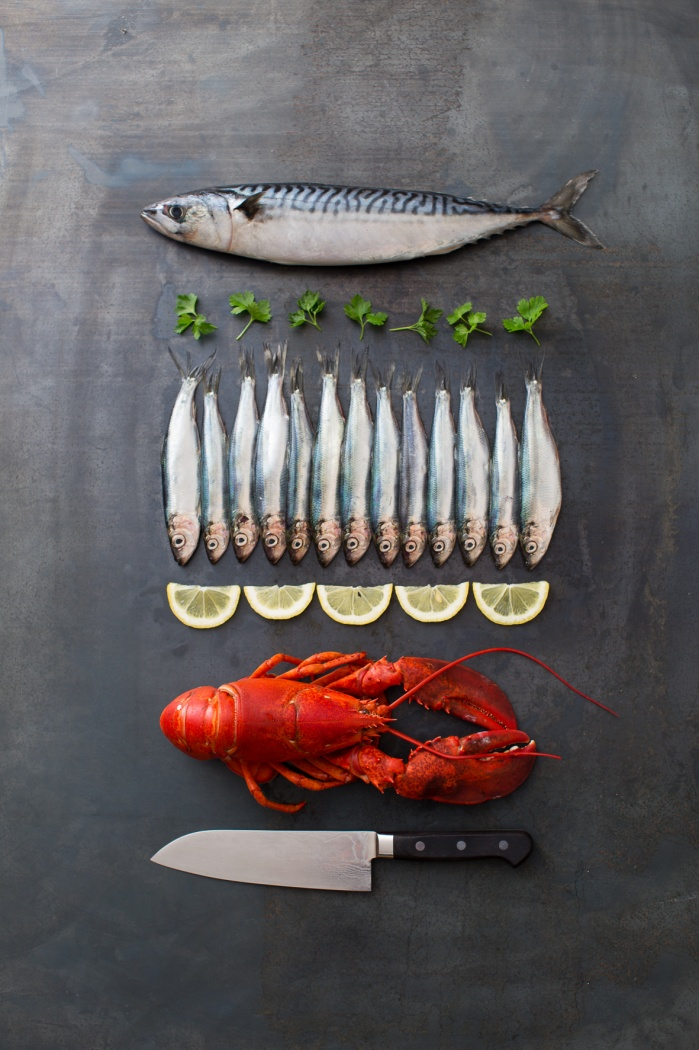 Portfolio photography for food stylist Karin Bohlin. Photo: Bianca Brandon-Cox