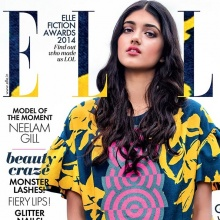 Neelam Gill - ELLE (September 2014)