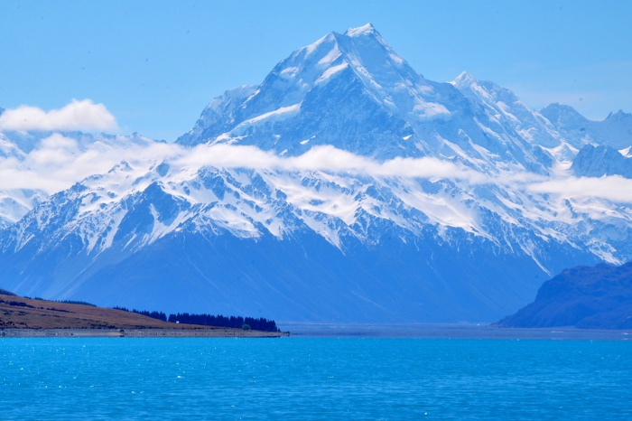 South Island New Zealand