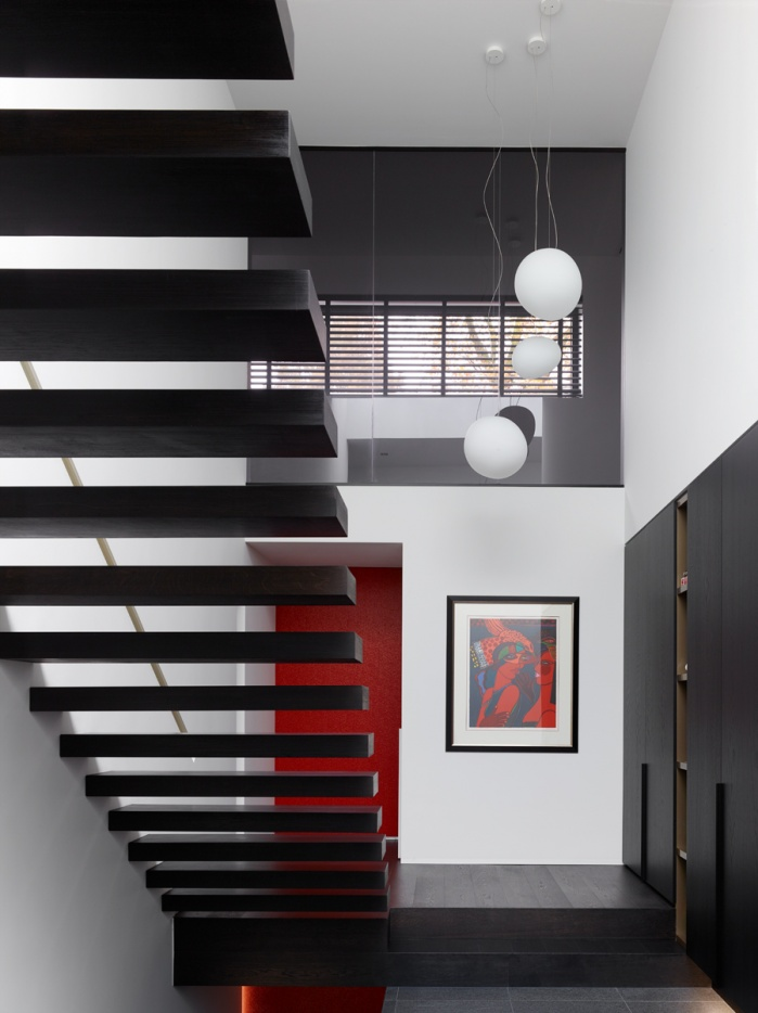 Shot for Architects in Motion in a private home in Dordrecht (The Netherlands)