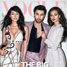 RANBIR KAPOOR - VOGUE India (Sept. 2016)