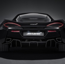 2018 McLaren 570GT Limited Edition