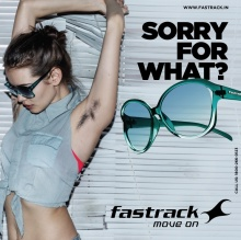 FASTRACK (Outdoor/Print Campaign)