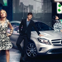 Mercedes-Benz - Always Restless Campaign