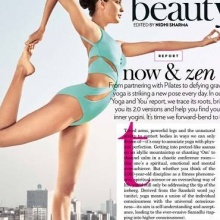 Vogue Beauty: Now & Zen