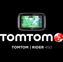 Commercial- TomTom Rider.