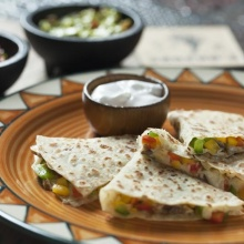 Food shoot For Sanchos Mexican Restaurant