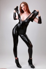 Liquid Latex Fotoshooting