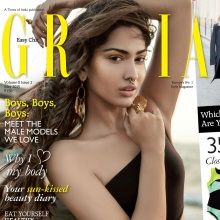 Jhataleka Malhotra - GRAZIA India (May 2015)