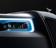 Rolls-Royce New Phantom launch