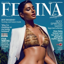 Nargis Fakhri - FEMINA (21 April 2015)
