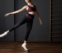 Carolina Kostner for OVS Fitness