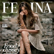 Bipasha Basu - FEMINA (March 2015)