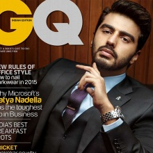 Arjun Kapoor - GQ India (Jan 2015)