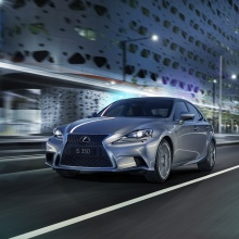 Lexus IS350 Australia by Darren Capp