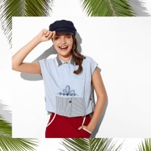 Softwaves SS18 Campaign