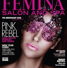 NEHA DHUPIA - FEMINA Salon and Spa (Jan 2016)