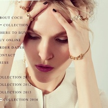 The face of 2014 collection - Cocii jewelry