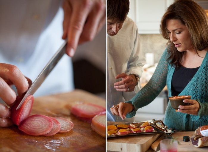 Thanksgiving with the Canlis Family, story for Seattle Magazine
